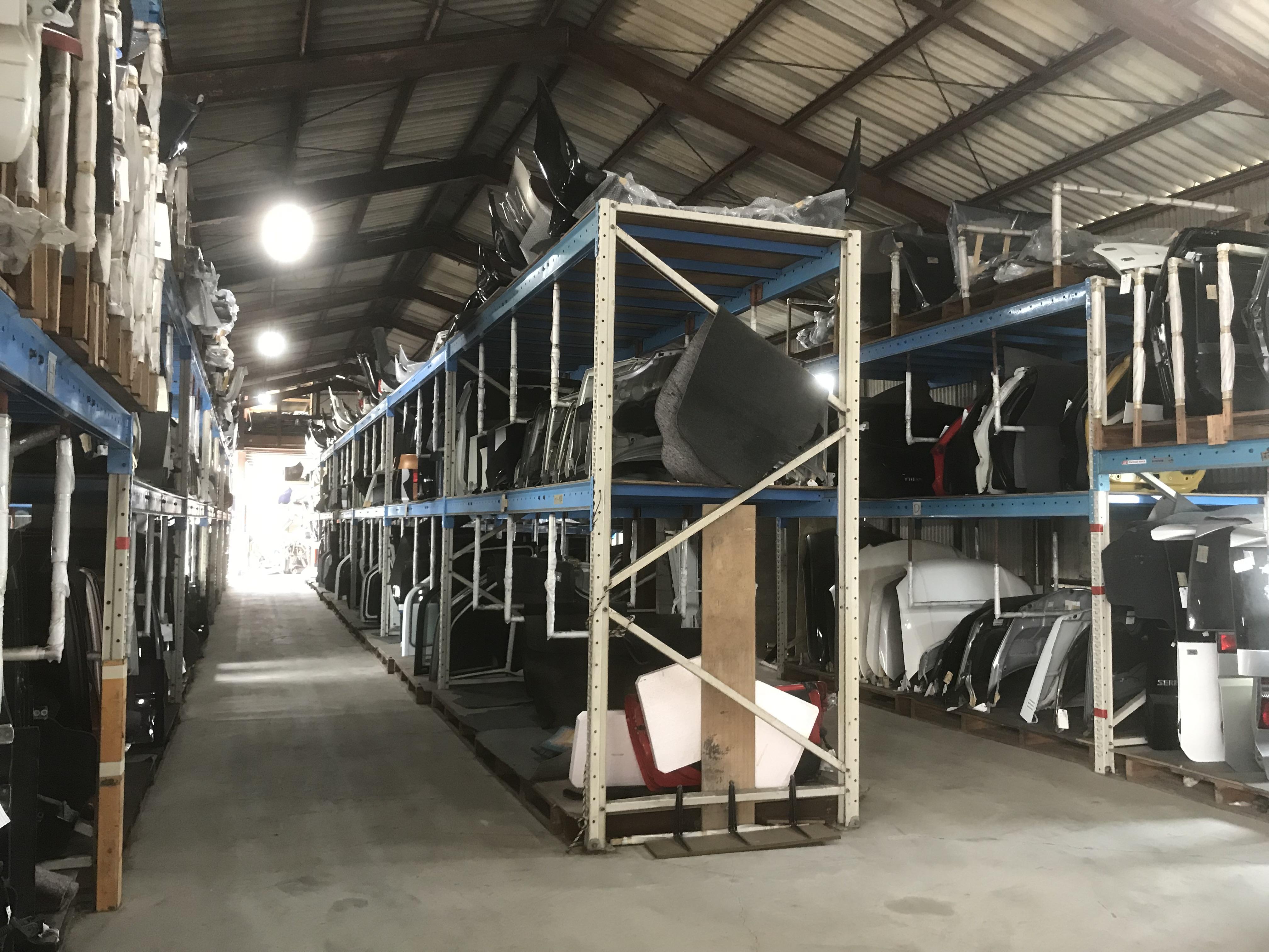 7. 倉庫管理